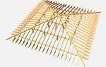 Расчет шатровой четырехскатной крыши: онлайн калькулятор