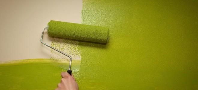 Окраска стен водоэмульсионной краской: чем красить?