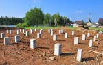 Ростверковый фундамент на забивных сваях: типы и расчет