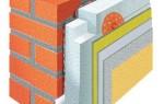 Пенопласт: сопротивление теплопередаче стены и толщина