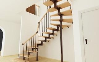 Как сделать винтовую лестницу? (видео)