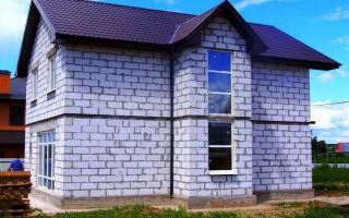 Какой фундамент лучше для дома из газобетона?