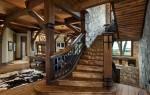 Ступени для лестниц из дерева