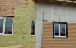 Утеплитель для стен деревянного дома снаружи