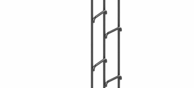 Канализационная и водосточная лестница