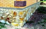 Бутобетонный фундамент, бутовый камень это основа