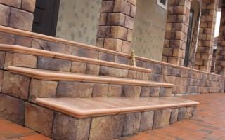 Ступени бетонные (железобетонные)