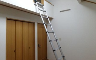 Обзор телескопических лестниц (раздвижная)