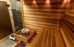 Сауна в подвале частного дома: важные моменты