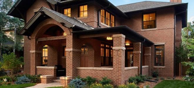 Строительство фундамента для кирпичного дома