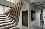 Перила деревянные для лестниц и террас