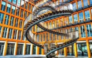 Красивые лестницы со всего мира