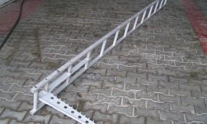 Лестница штурмовка: испытание, характеристики