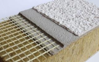 Утепление фасада минватой под штукатурку: пошаговая инструкция