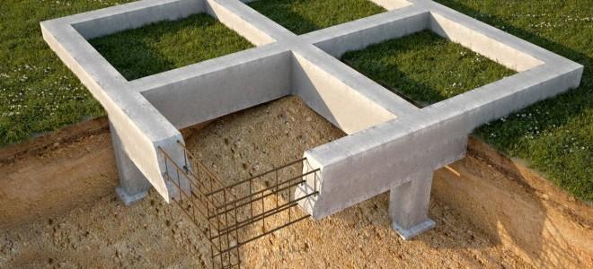 Расчет ленточного фундамента под дом: размеры
