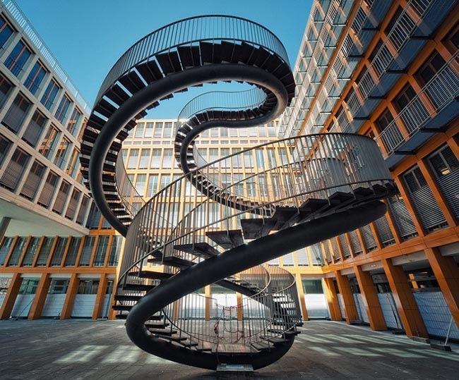 интерьерная лестница