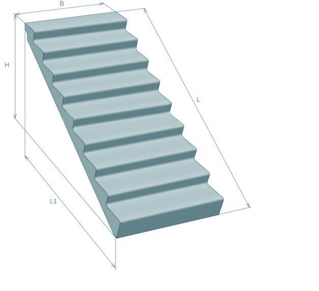 жб лестницы ЛМ