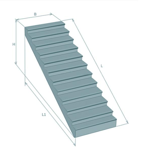 жб лестницы ЛМФ