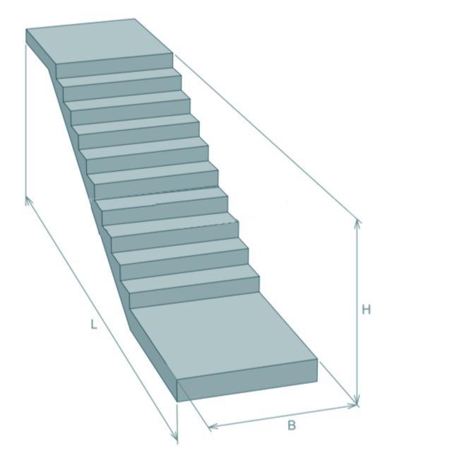 жб лестницы ЛМП