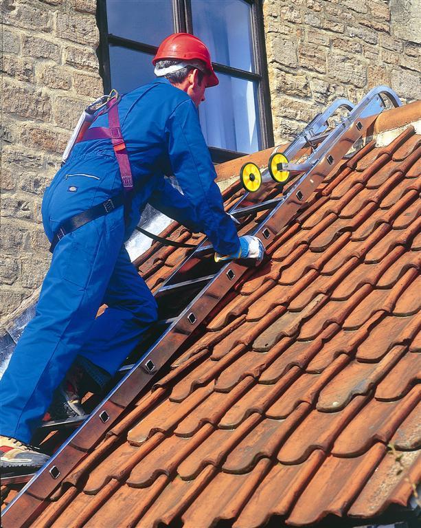 переносная лестница для крыши