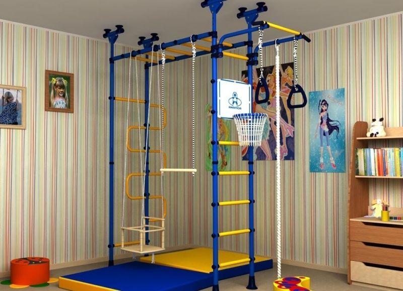 спортивная лестница для ребенка