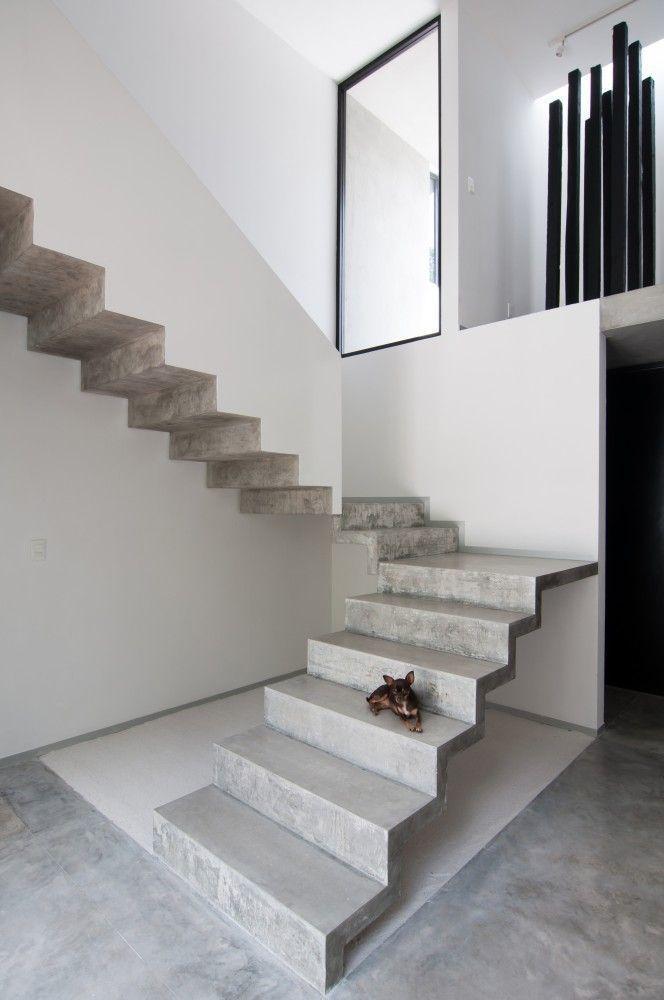 индивидуальных бетонный косоур