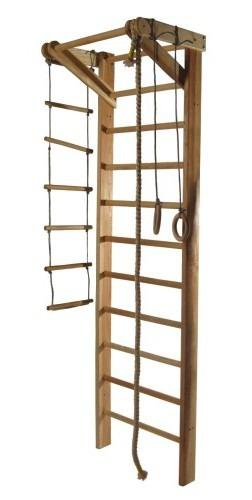 деревянная спортивная лестница