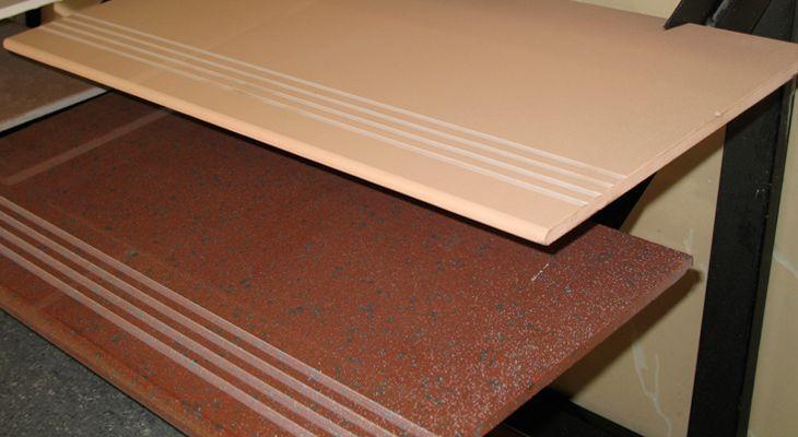 керамогранитная плитка для лестниц
