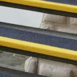 рулонные коврики на ступени