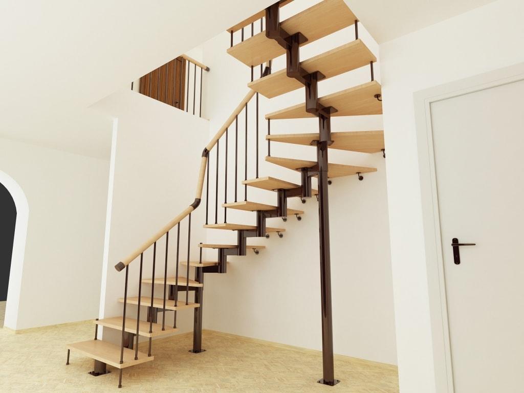 Модкульная лестница