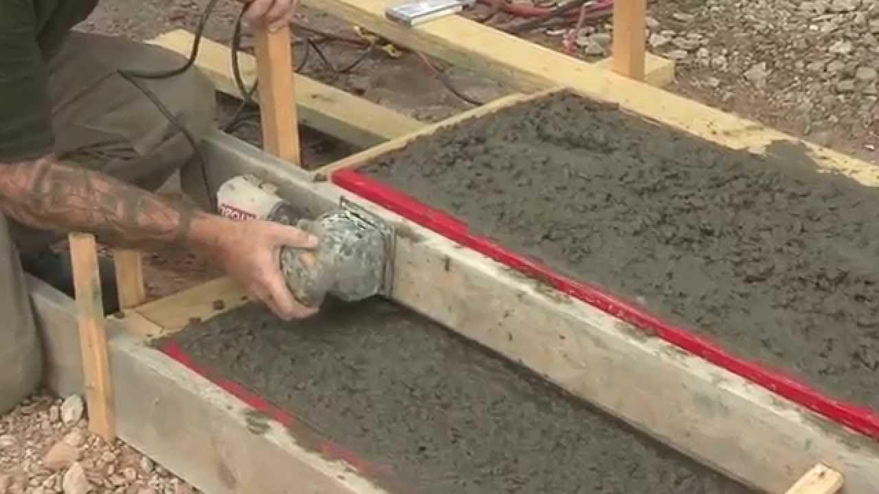 как облегчить бетон